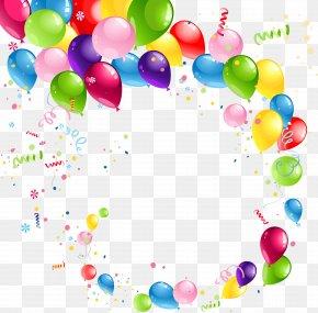 Balloons Floating Ribbons - Balloon Royalty-free Stock Photography Clip Art PNG