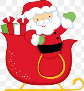 Santa Claus - Santa Claus Is Comin' To Town Christmas Gift Clip Art PNG