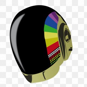 Daft Punk - Drawing Daft Punk Digital Art One More Time PNG