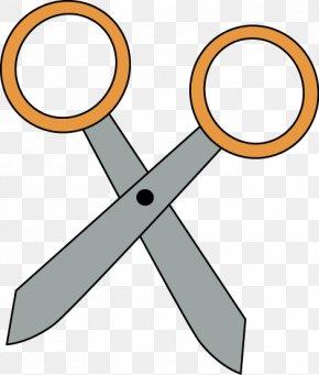 Scissor Picture - School Supplies Teacher Education Clip Art PNG