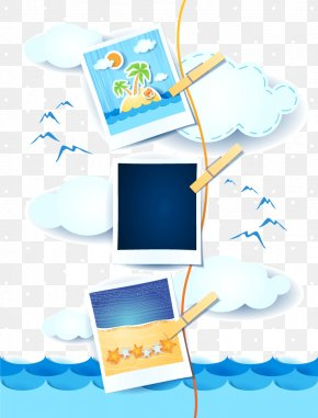Great Photo Frame Decorative Vector - Euclidean Vector Clip Art PNG