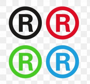 R Icon Material - Registered Trademark Symbol Logo Icon PNG