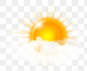 Sun - Sunlight Energy Sky Yellow Wallpaper PNG