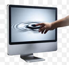 Computer - Computer Monitors Output Device Personal Computer Desktop Computers PNG