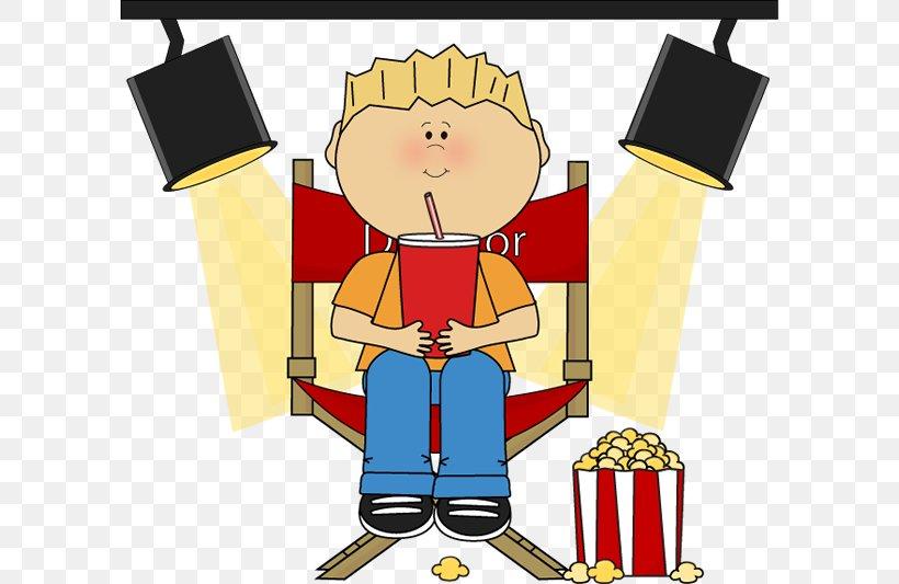 Film Director Clapperboard Clip Art, PNG, 600x533px, Film, Art, Boy, Cartoon, Child Download Free