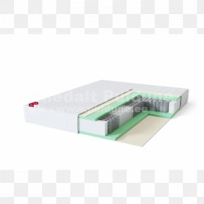 Sleep Well - Table Mattress Bed Latex Spring PNG
