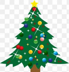 Christmas Tree - Clip Art Christmas Tree GIF Christmas Day Image PNG