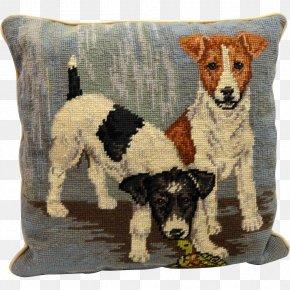 Dog - Dog Breed Companion Dog Throw Pillows PNG