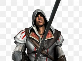 Assassins Creed - Ezio Auditore Blender Rendering Texture Mapping Wavefront .obj File PNG