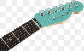 Electric Guitar - Fender Musical Instruments Corporation Fender Stratocaster Fender Telecaster Fender Elite Stratocaster Electric Guitar PNG