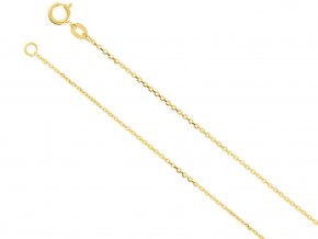 Chain - Chain Jewellery Necklace Colored Gold PNG
