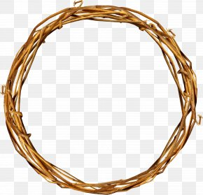 Twigs Ring - Picture Frame Drawing Download PNG