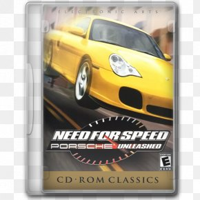 Need For Speed Porsche Unleashed - Vehicle Door Automotive Exterior Compact Car PNG