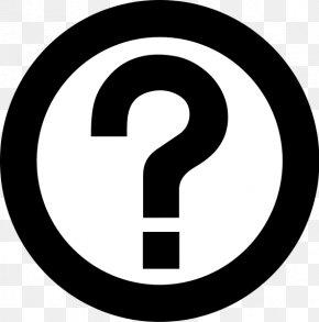 Why? - Registered Trademark Symbol Service Mark Logo PNG