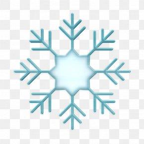 Snowflake Symmetry - Christmas Icon Holiday Icon Season Icon PNG