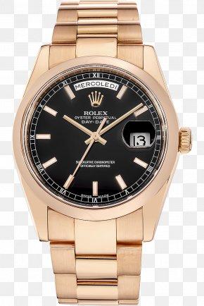 Rolex - Rolex Submariner Rolex Datejust Rolex Daytona Watch PNG