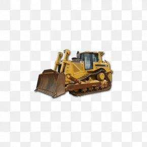 Construction Excavator - Caterpillar Inc. Bulldozer Heavy Equipment Excavator PNG