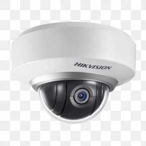 Camera - Pan–tilt–zoom Camera Closed-circuit Television IP Camera Hikvision Power Over Ethernet PNG