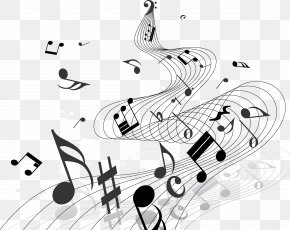 Musical Note - Vector Graphics Musical Note Clip Art Staff PNG