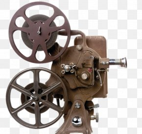 Vintage Projector - Photographic Film Movie Projector PNG