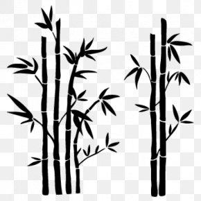 21+ Vektor Bambu Hitam Putih