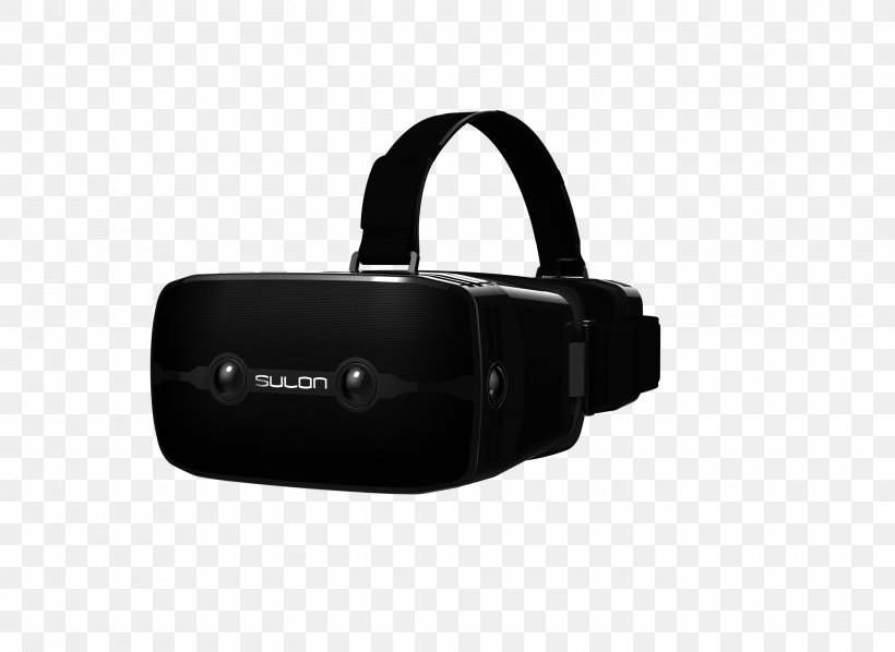 Head-mounted Display Oculus Rift Virtual Reality Headset HTC Vive, PNG, 2700x1972px, Headmounted Display, Advanced Micro Devices, Audio, Augmented Reality, Bag Download Free