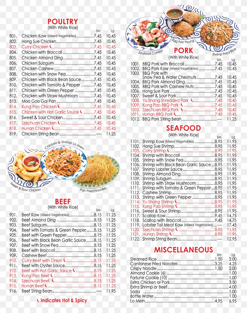 Chinese Cuisine Take Out Lucky Star Chinese Restaurant Food Menu Png 800x1038px Chinese Cuisine Chinese Restaurant