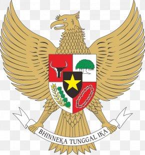 Garuda Pancasila - National Emblem Of Indonesia Coat Of Arms Pancasila Garuda PNG