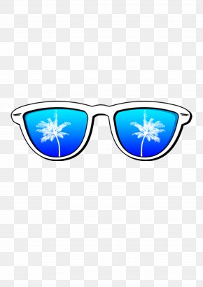 Glasses Sunglasses - Goggles Sunglasses Cartoon PNG