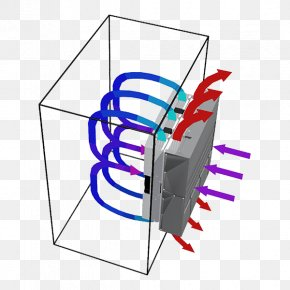 Air Flow - Thermoelectric Cooling Electrical Enclosure Cooler Electricity Computer System Cooling Parts PNG