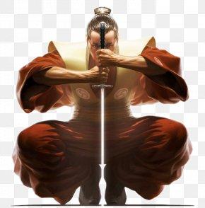 Samurai Photo - Sword Of The Samurai Clip Art PNG