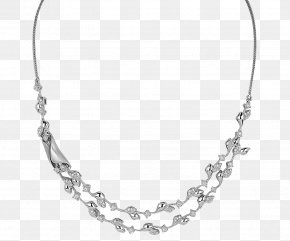 Jewellery - Jewellery Earring Necklace Platinum Chain PNG