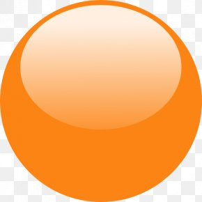 Bubble Orange - Bubble Speech Balloon Clip Art PNG