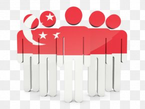 Singapore - Flag Of The Dominican Republic Flag Of Syria Flag Of Singapore PNG