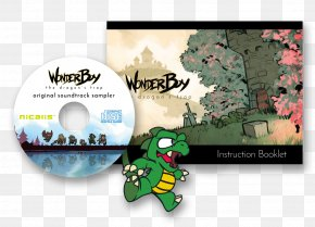 Piranha - Wonder Boy: The Dragon's Trap Wonder Boy III: The Dragon's Trap Nintendo Switch Wonder Boy In Monster World PNG