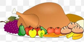 Food Turkey Cliparts - Fast Food Junk Food Breakfast Clip Art PNG