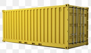 Container - Intermodal Container Shipping Container Architecture Freight Transport Building PNG