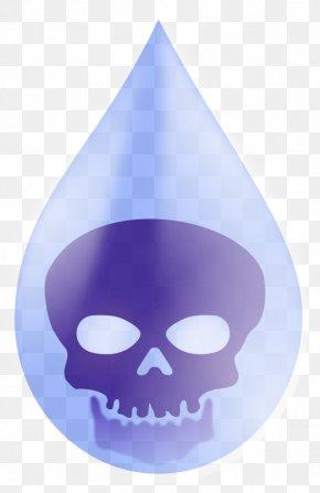 Water Drop - Water Pollution Drop PNG