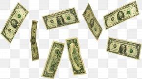 Falling Money - Money PNG