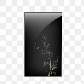 Creative Black Frame - Picture Frame Black PNG