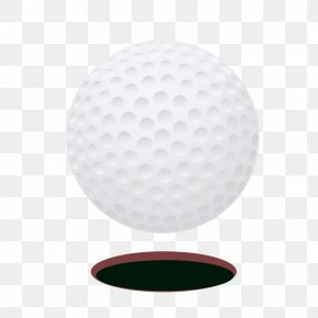 Golf - Golf Ball Sphere PNG