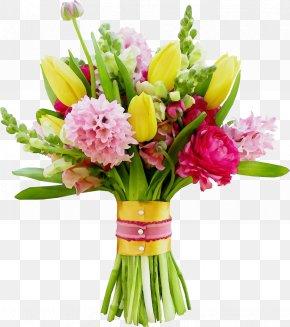 Floral Design Tulip - Floral Design PNG