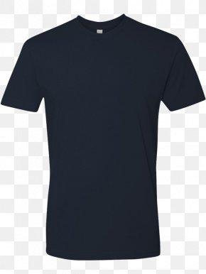 Blue T-shirt Design - T-shirt Gildan Activewear Hoodie Sweater Sleeve PNG