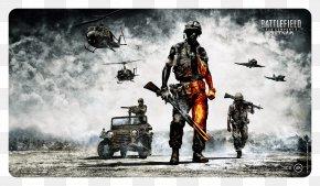 Rambo - Battlefield: Bad Company 2: Vietnam Battlefield Vietnam Video Game PNG