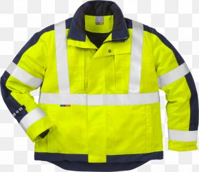 T-shirt - High-visibility Clothing T-shirt Jacket Workwear PNG
