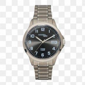 Watch - Rolex Datejust Watch Bulova Retail PNG