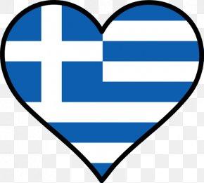 Greece - Flag Of Greece National Symbol PNG
