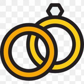 Wedding Ring - Wedding Ring Earring Clip Art PNG