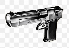 Desert Eagle - IMI Desert Eagle Pistol Firearm Weapon Handgun PNG