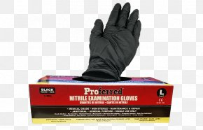 Safety Glove - Glove Nitrile Rubber Pacific Components H&M Yellow PNG